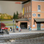 MaerklinStore Mainz-Miniatur